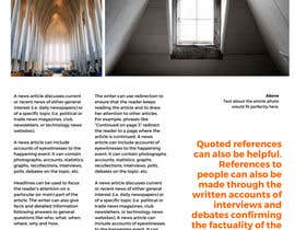 nº 9 pour Designing a magazine par WebDesignersGa