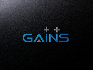 #20 for Design a Logo - Gains by designcr