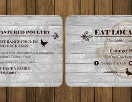 nº 18 pour Design Business Card & Banner for small Family Farm par petersamajay