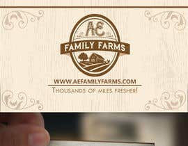 nº 10 pour Design Business Card & Banner for small Family Farm par zonicdesign