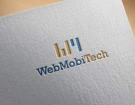nº 11 pour Design a Logo for the company WebMobiTech par cutecriminal