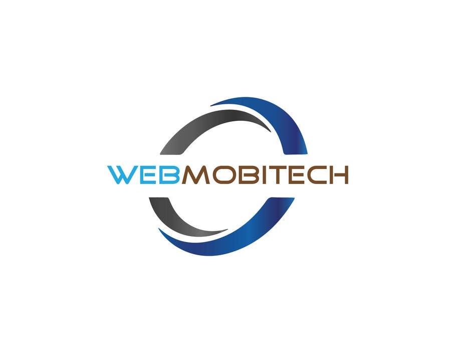 Proposition n°10 du concours Design a Logo for the company WebMobiTech