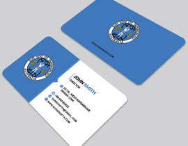 #175 for Design a Business Card For a Martial Art Dojang by hasanahmed5
