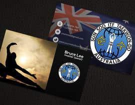 nº 171 pour Design a Business Card For a Martial Art Dojang par redonemuaz