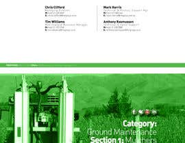 Nro 25 kilpailuun Design a Catalogue käyttäjältä ivoarayanJ