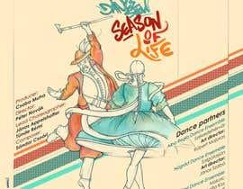 nº 20 pour Design poster for Dance show par Deizign