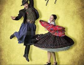 nº 40 pour Design poster for Dance show par migueltejeda