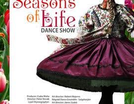 nº 42 pour Design poster for Dance show par mindgrafdesign