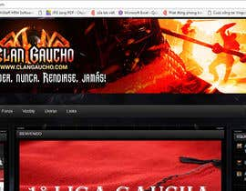 #6 for Design a Banner for Gaming Site by linhsau1122