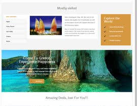 nº 14 pour Redesign of a travel agency website par imohchard