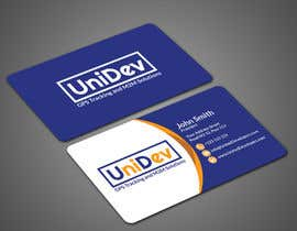 #73 for Design some Business Cards and revive the logo by patitbiswas