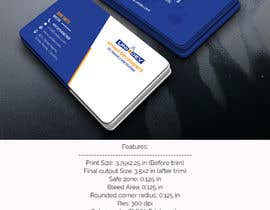#131 for Design some Business Cards and revive the logo by vectorhive