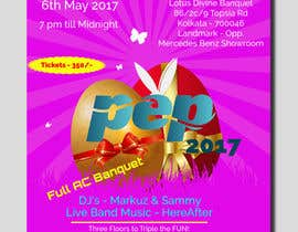 nº 11 pour Easter 2017 flyer & fb cover image (Both Needed) par ehussinbd