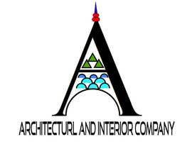 nº 6 pour logo designed for  new Architecturl and interior company calld 1 par ABUJABAD