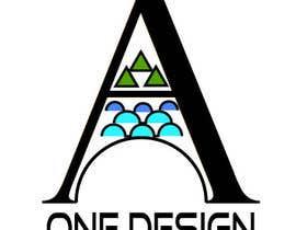nº 10 pour logo designed for  new Architecturl and interior company calld 1 par ABUJABAD