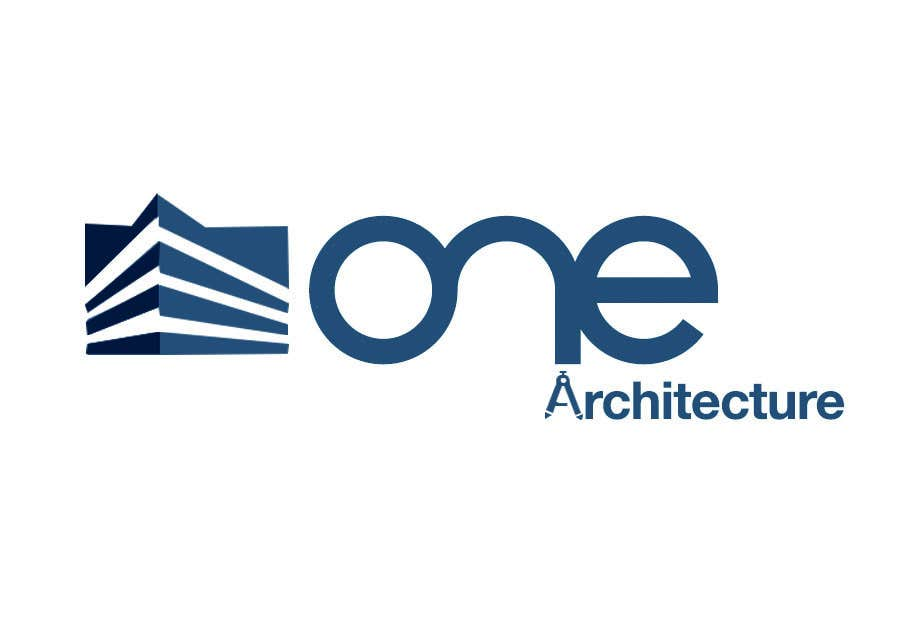 Proposition n°21 du concours logo designed for  new Architecturl and interior company calld 1