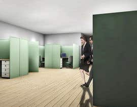 nº 5 pour workspace design par roxanahosu