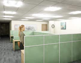 nº 27 pour workspace design par roxanahosu