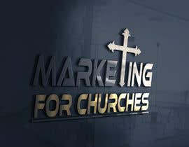 "nº 27 pour Design a Logo for ""Marketing for Churches"" par rajubiswas0196"