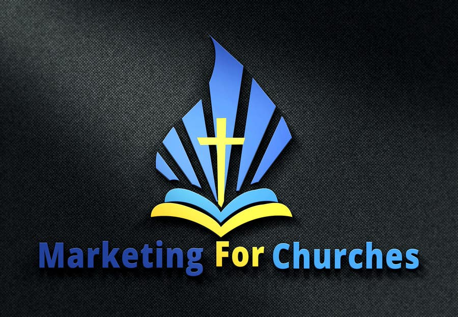 """Proposition n°30 du concours Design a Logo for """"Marketing for Churches"""""""