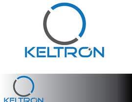 nº 24 pour Keltron logo par milonh094
