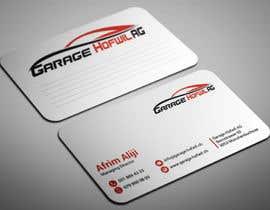 #28 for Design von Visitenkarten für Car Dealer by smartghart