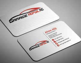 #29 for Design von Visitenkarten für Car Dealer by smartghart