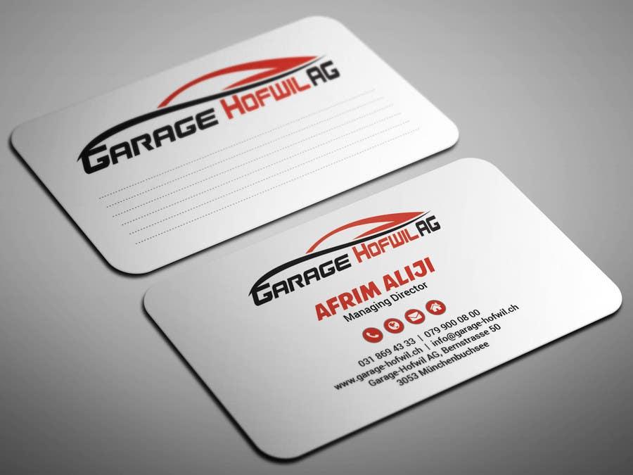 Entry #30 by smartghart for Design von Visitenkarten für Car Dealer ...