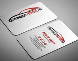 #31 for Design von Visitenkarten für Car Dealer by smartghart