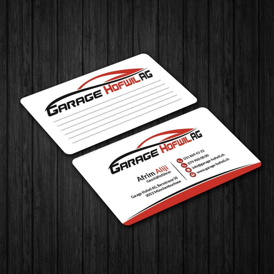Proposition n°51 du concours Design von Visitenkarten für Car Dealer