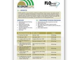 Nro 29 kilpailuun Design a Brochure käyttäjältä manthanpednekar