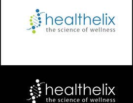 #691 for healthelix logo design contest by jubairraj
