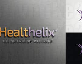 #590 for healthelix logo design contest by mirvmike26