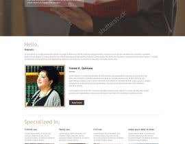 #14 for Design a Website Mock up for attorney by bestwebthemes