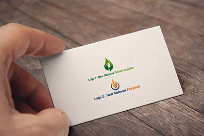 #68 for Design a Logo for Garden and firewood supplies by Makkhi