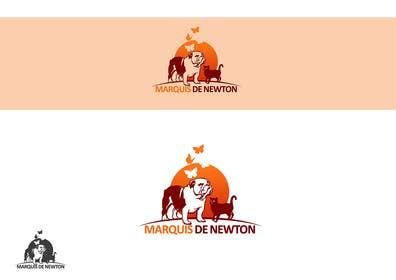 nº 7 pour Concevez un logo for éleveur canin et félin - dog and cat breeders par GraphiqueStyle
