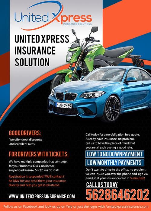 Kilpailutyö #                                        10                                      kilpailussa                                         Design a Flyer