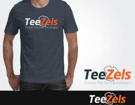 #14 for Teezels Custom Tee Shirts and Designs, LLC by slcoelho