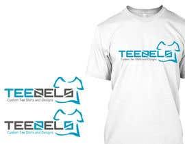 #19 for Teezels Custom Tee Shirts and Designs, LLC by jojohf
