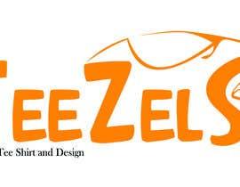 #20 for Teezels Custom Tee Shirts and Designs, LLC by Pradeka14