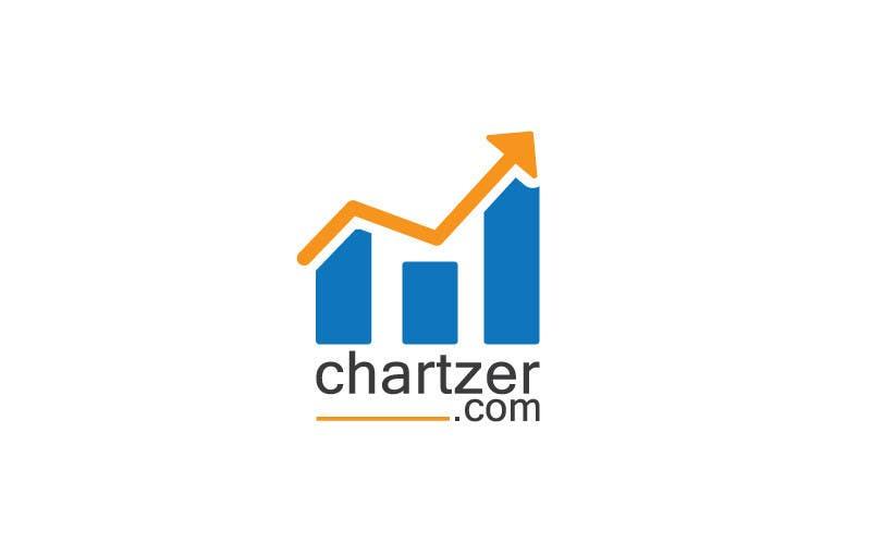 Kilpailutyö #                                        48                                      kilpailussa                                         logo for chartzer.com