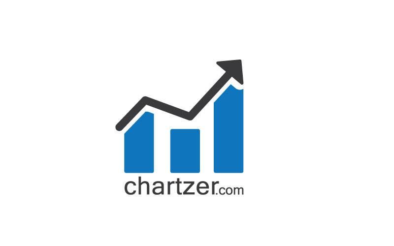Kilpailutyö #                                        53                                      kilpailussa                                         logo for chartzer.com