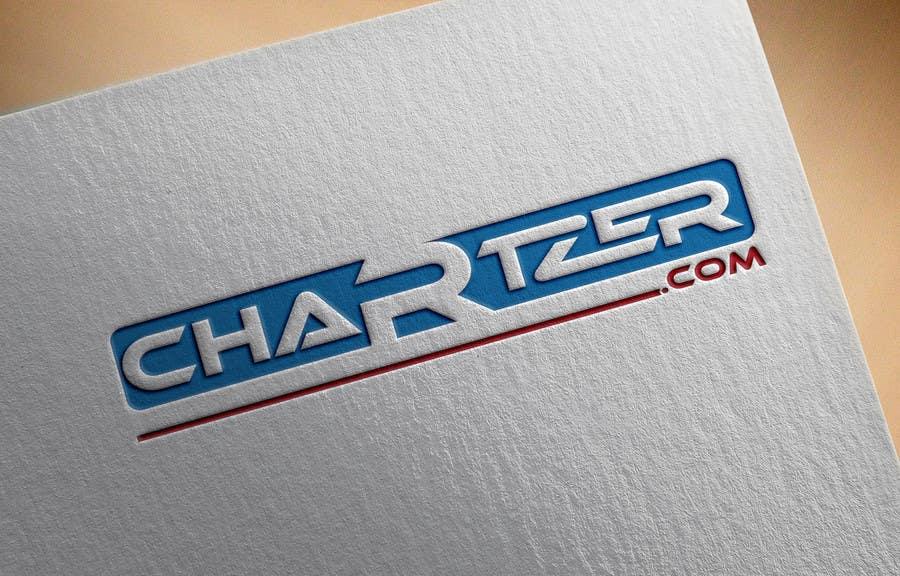Kilpailutyö #                                        14                                      kilpailussa                                         logo for chartzer.com