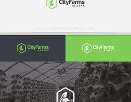 nº 379 pour I need a logo for my business CityFarms Alaska par hawkdesigns