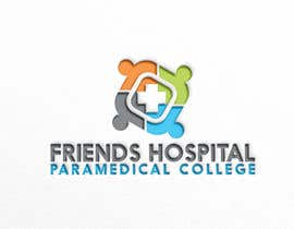 Nro 134 kilpailuun Design and Logo for Trust,Hospital & paramedical college käyttäjältä eddesignswork