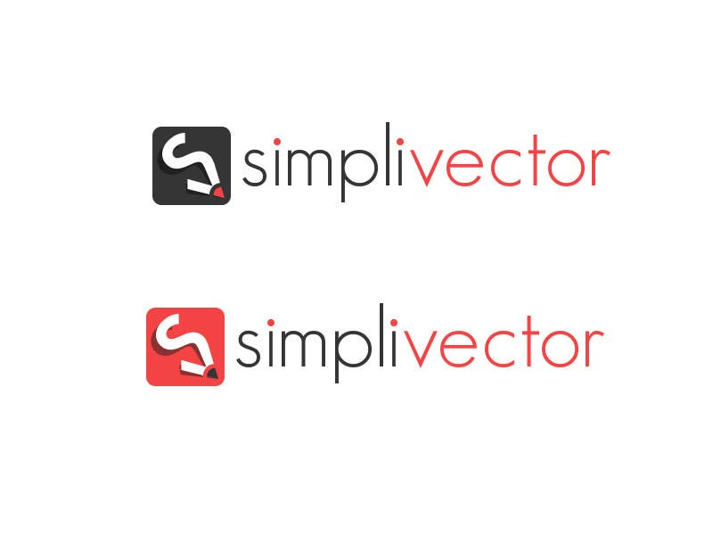 Proposition n°242 du concours Design a Logo for a website called 'simplivector'