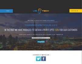 #4 for Design a landing Page - Online Business by SheikhSazzad