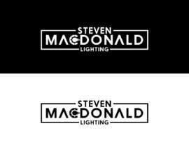nº 319 pour New lighting logo par eddesignswork