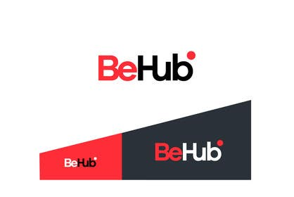 "#91 for Design a simple and sophisticated logo for ""BeHub"" by gemarjaymecija"