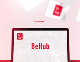 "#88 , Design a simple and sophisticated logo for ""BeHub"" 来自 makspaint"